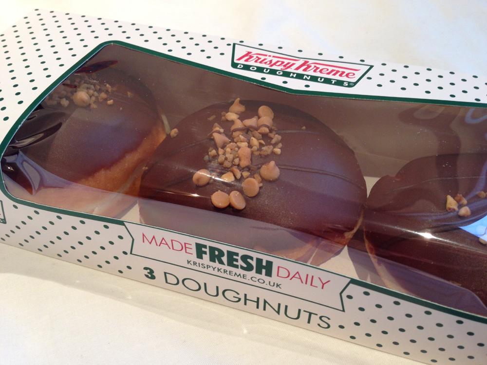 Krispy Kreme Reeses