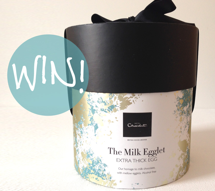 Hotel Chocolat easter egg competition