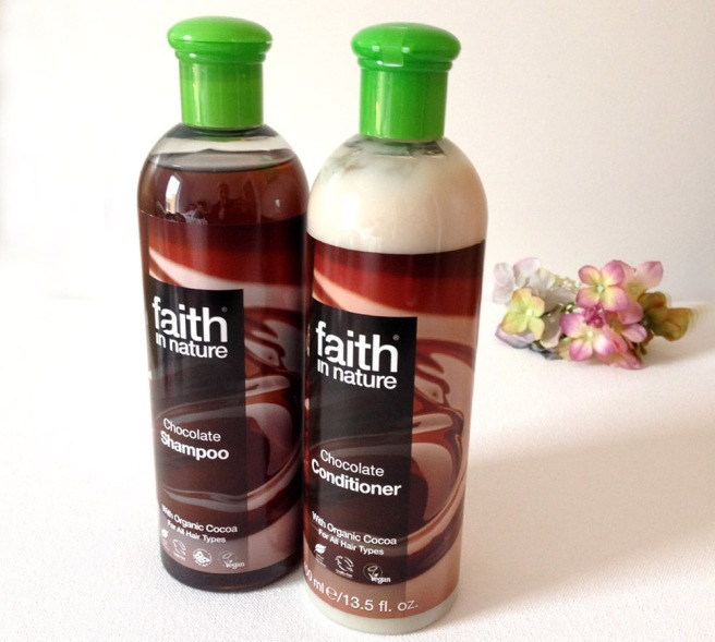Faith in Nature hair care