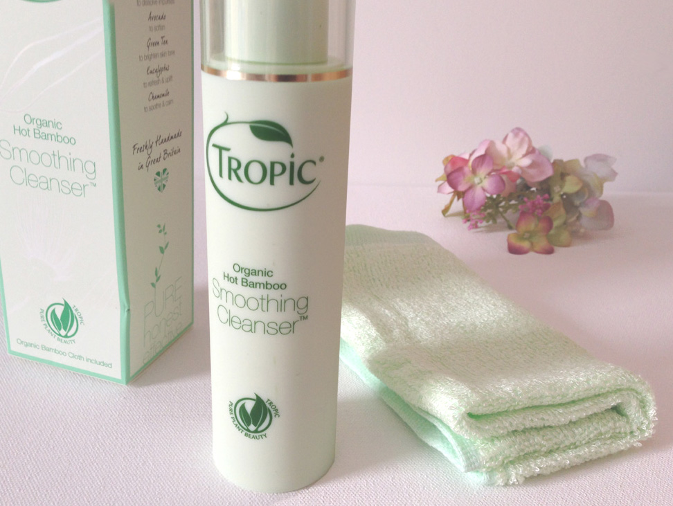 Tropic skincare cleanser