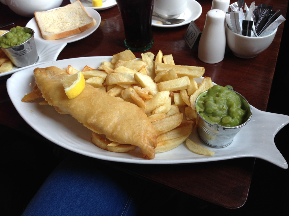 Curley's fish and chips bolton