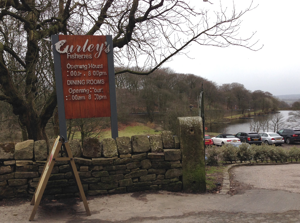 Curley's fisheries