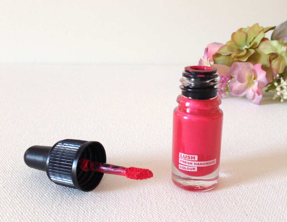 Lush Believe lipstick
