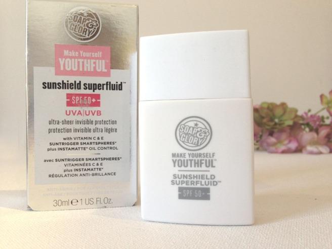 Soap & Glory Sunshield Superfluid