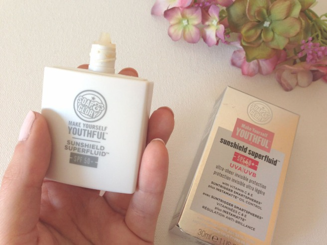 Make Yourself Youthful Soap & Glory SPF50