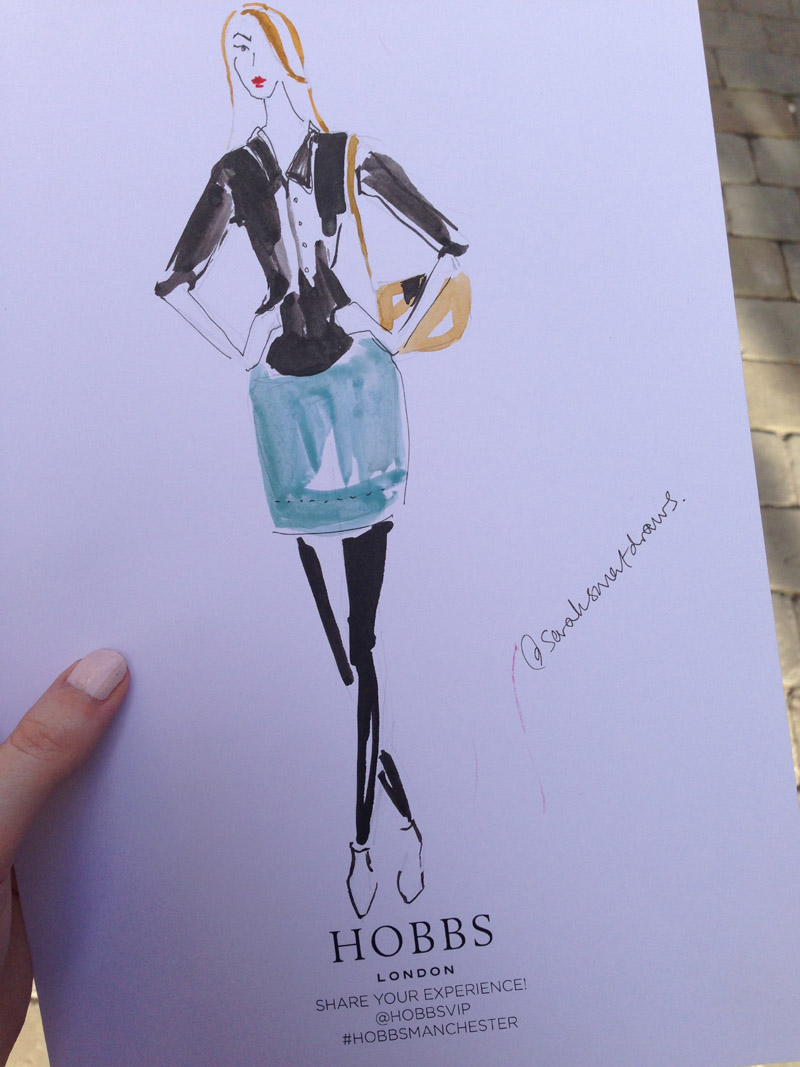 @sarahsmartdraws illustration