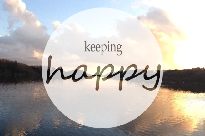 keeping happy
