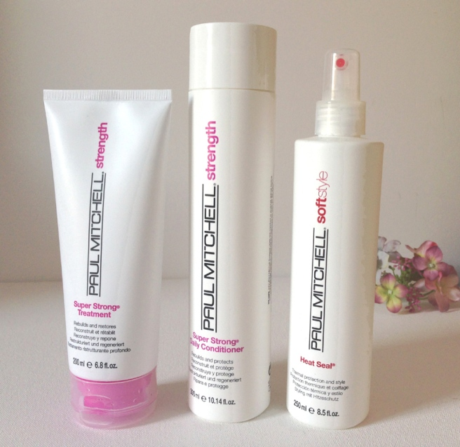 Paul Mitchell Strength range
