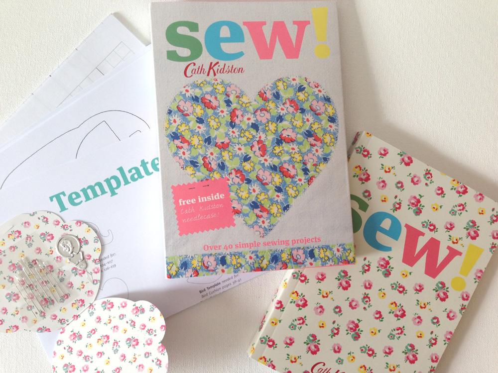 Cath Kidston sewing set