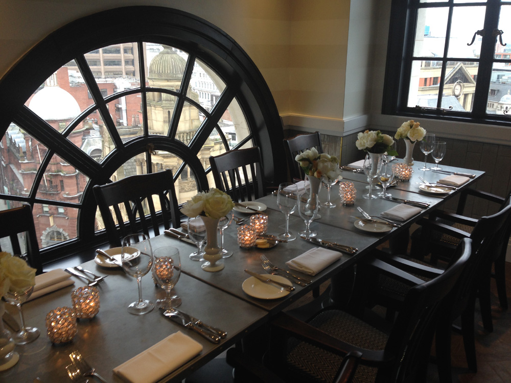 Hotel Gotham restaurant