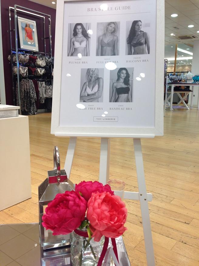 next lingerie bra styles