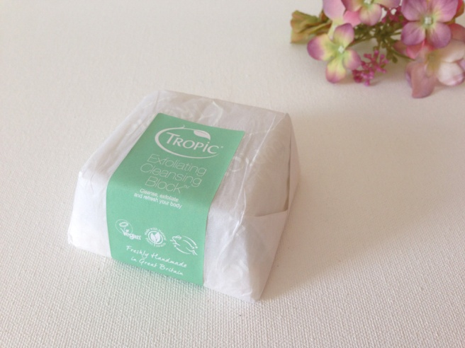 Tropic cleansing bar