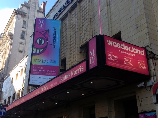 Wonder.land Manchester International Festival