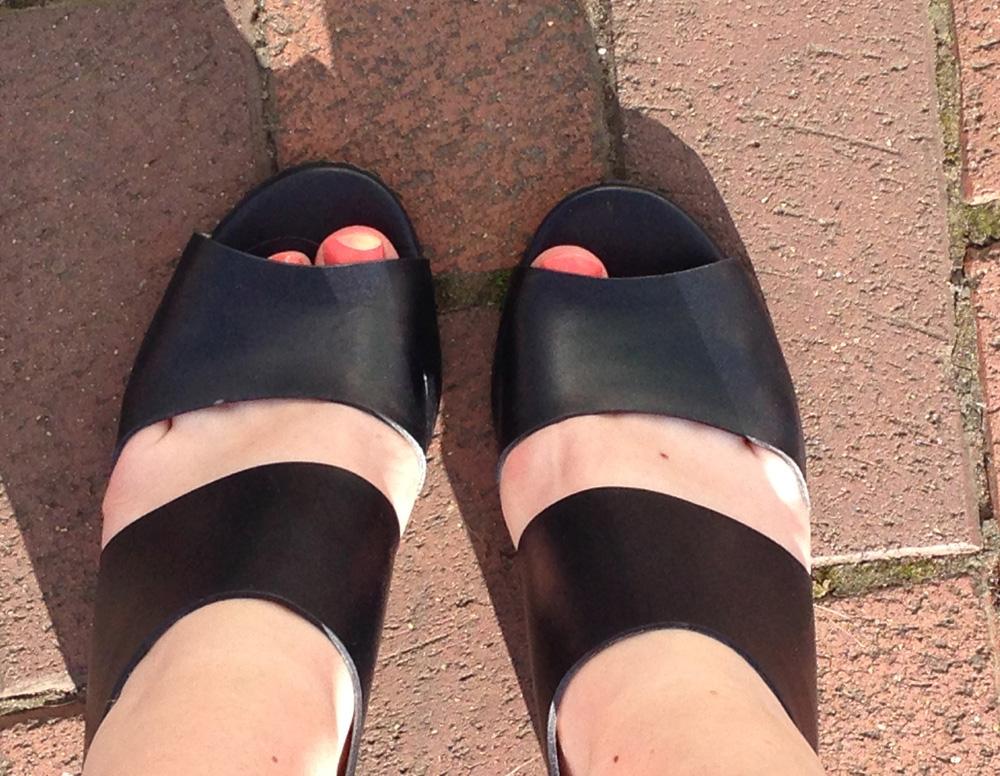 HOBB sandals