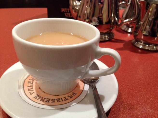 Breakfast tea