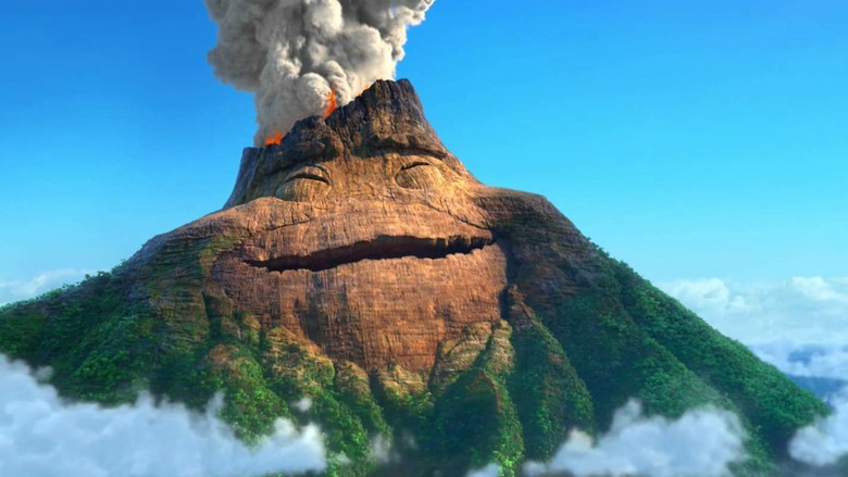 Pixar short LAVA