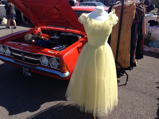 Vintage fair Morecambe