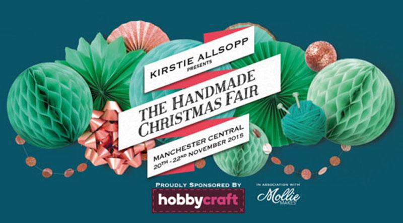The handmade Christmas fair