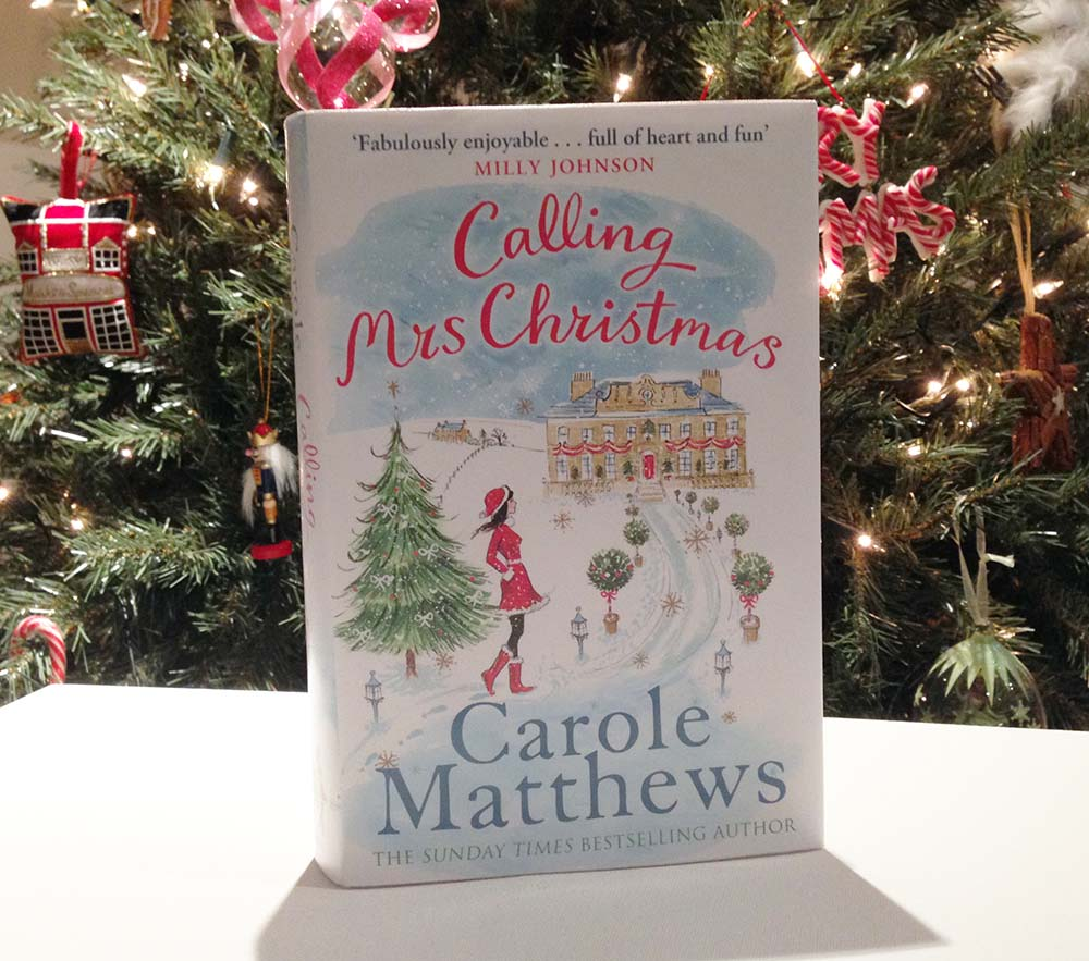 Calling Mrs Christmas book review