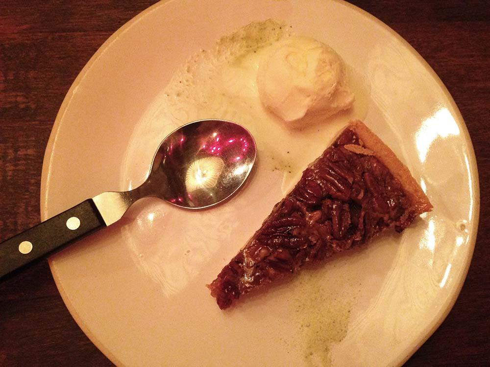 Pecan tart, Artisan