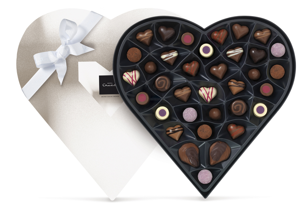 Hotel Chocolat Straight from the Heart