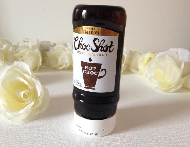 Choc Shot liquid chocolate