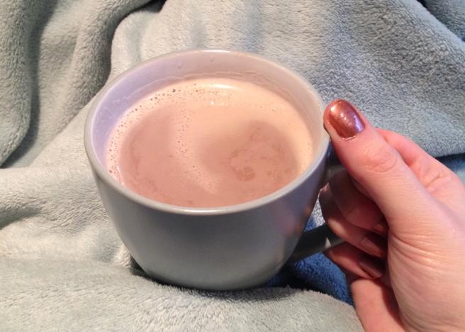 Choc Shot hot chocolate