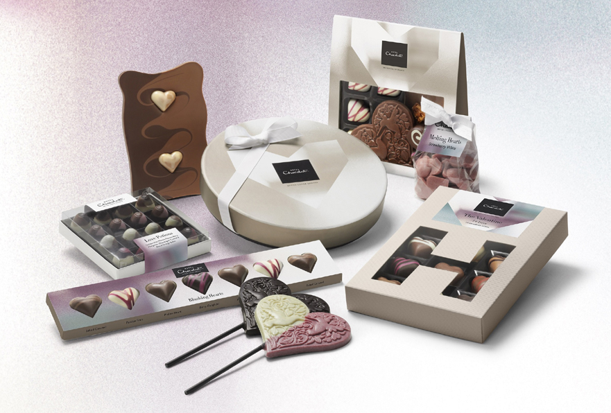 Hotel Chocolat Valentines Day collection
