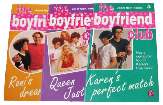 The Boyfriend Club books