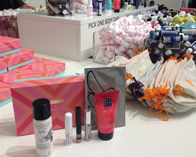 Build your own Birchbox Selfridges