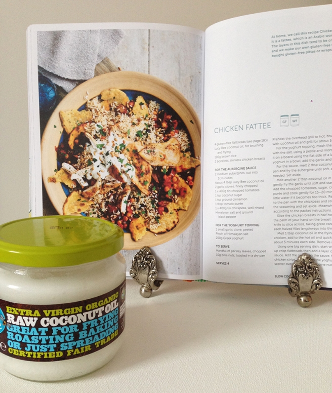 Lucy Bee Coconut Oil book review