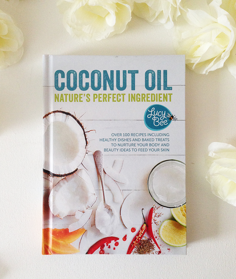 Lucy Bee Coconut Oil book