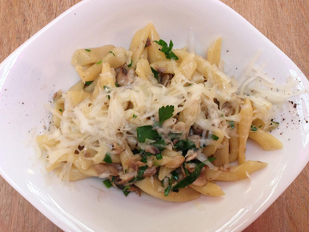 Vapiano fresh pasta dish