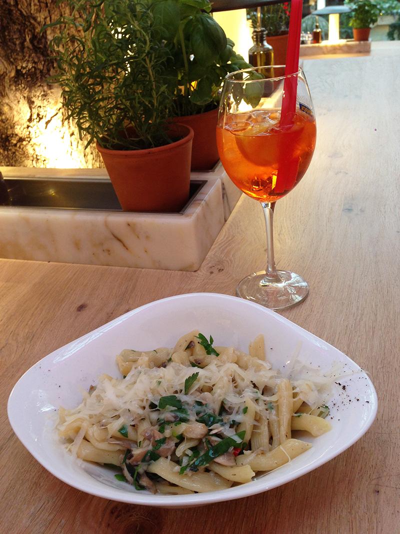 Vapiano fresh pasta