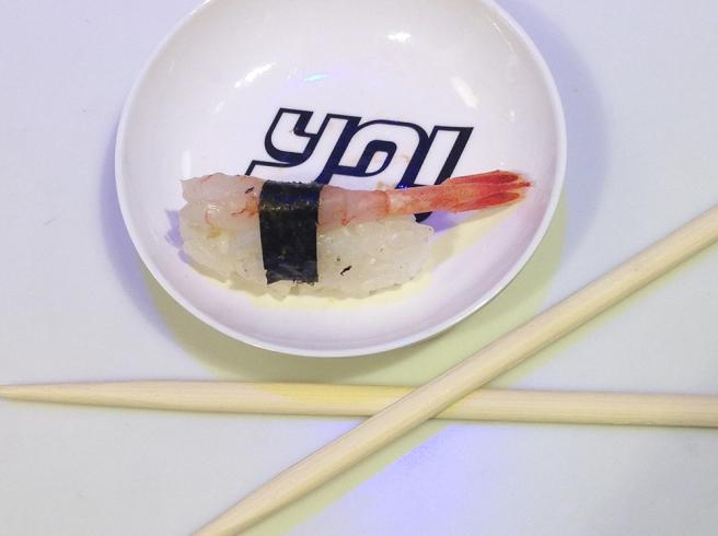 Yo Sushi Ama Ebi