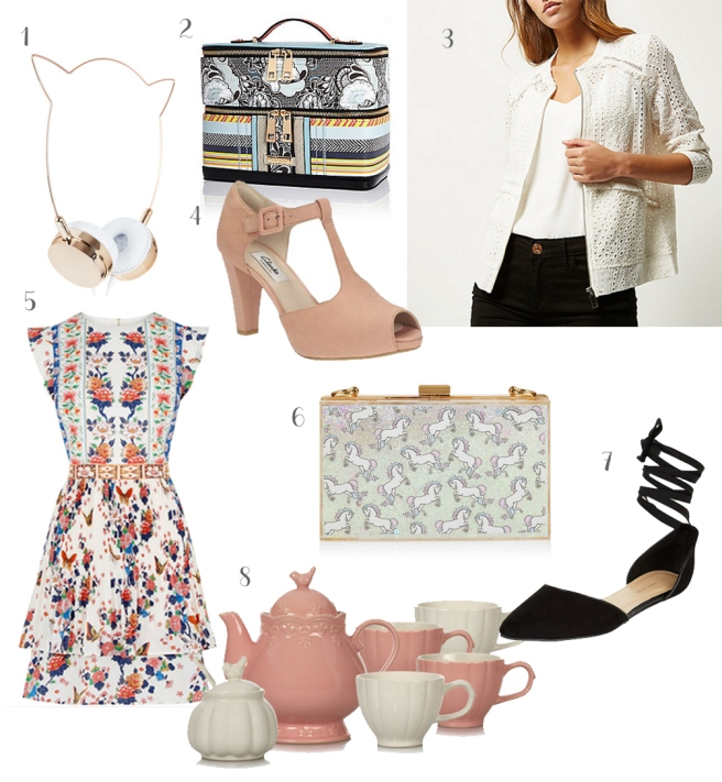 Cute spring style pieces