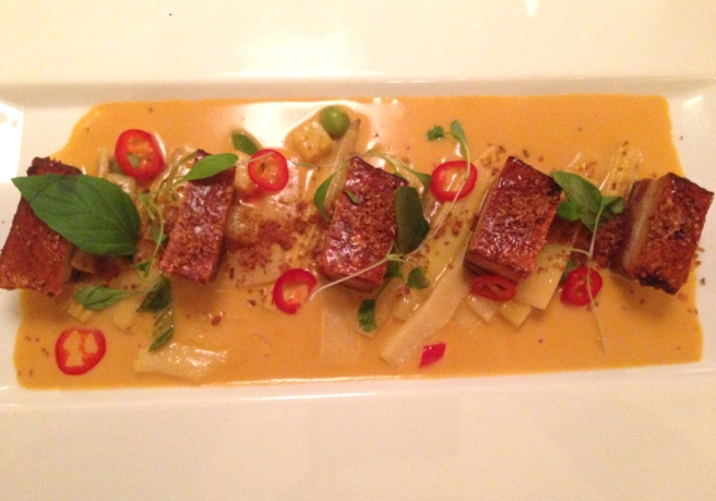 Australasia pork belly