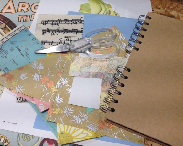 scrapbooking workshop Manchester