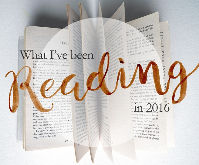 Book reviews 2016