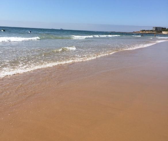 Carcavelos Beach Lisbon