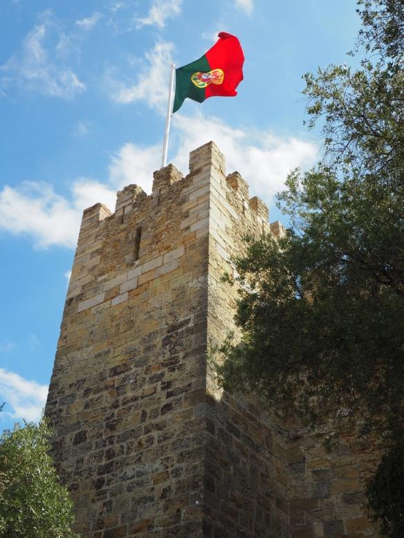São Jorge Castle Lisbon