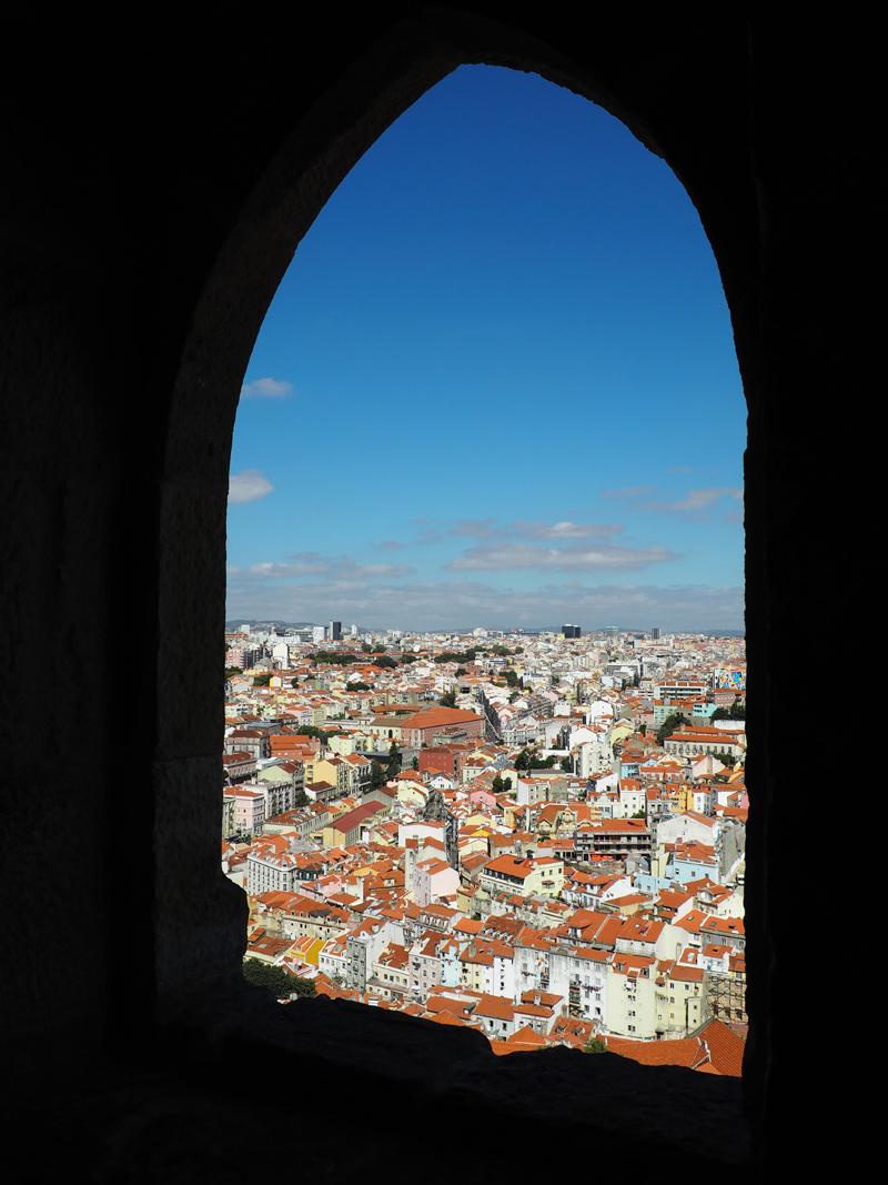 Lisbon São Jorge Castle