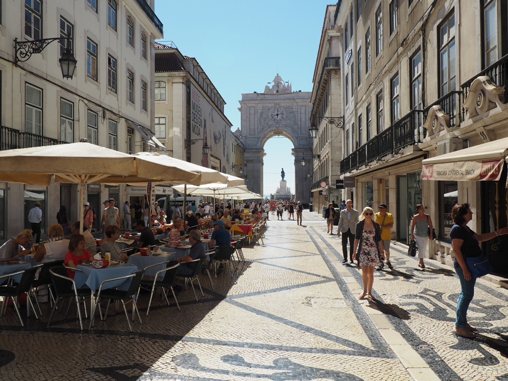 Lisbon Baixa Chiado