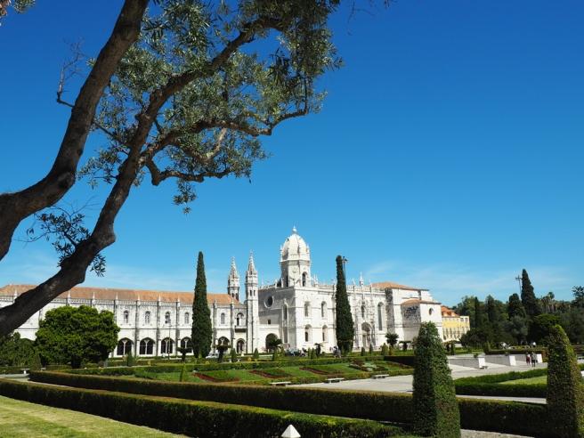 Lisbon monastery