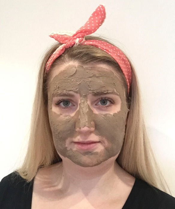 Facetox Aztec Healing Clay mask