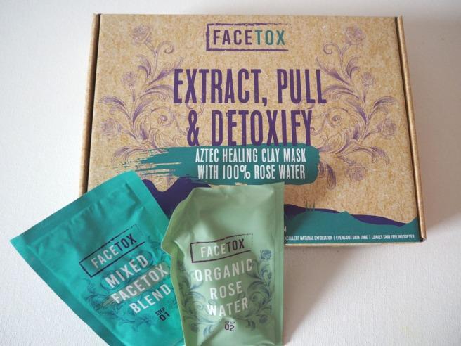 Facetox Aztec Healing Clay mask