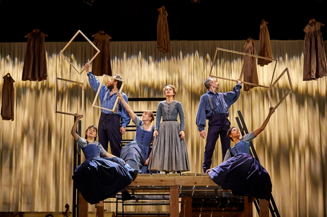 JANE EYRE UK Tour 2017Royal National Theatre
