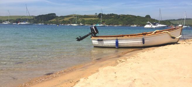 Mill Bay beach Devon