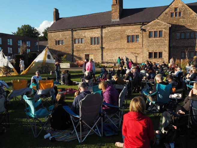 Outdoor Theatre - Ordsall Hall