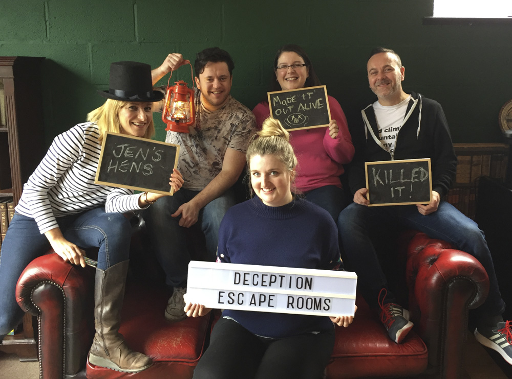 Escape room success
